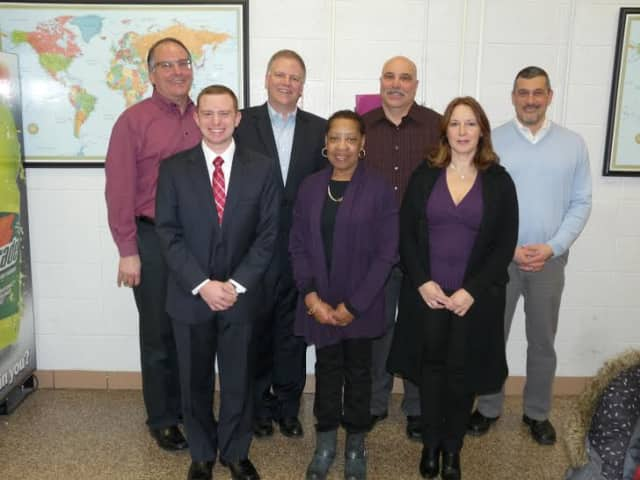 The Valhalla Union Free School District Board of Education.