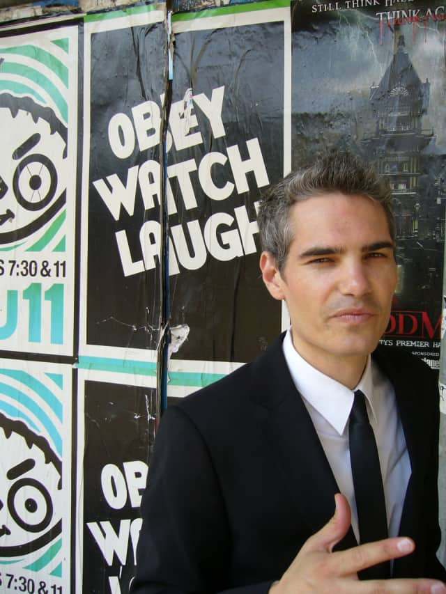 Comedian Joel Chasnoff will be the main event April 29.