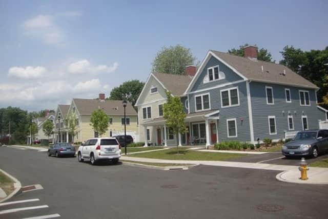 The Heights at Darien is one of the recent affordable housing developments the town cited in its application for a second affordable housing moratorium, which the state denied.