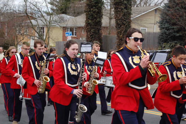 Eastchester celebrated its 11th annual St. Patrick's Day parade on March 15.