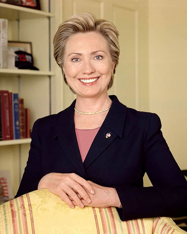 Presidential hopeful Hillary Clinton, who lives in Chappaqua, has a decreased approval rating, according to a report recently published in marketwatch.com.