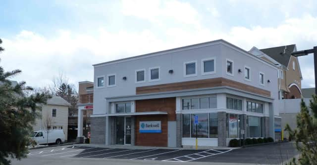 The bank building at 370 Westport Ave. in Norwalk sold for $2.95 million.