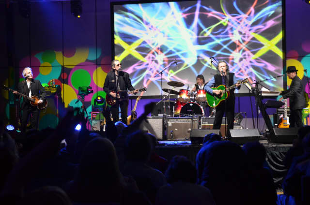 Enjoy the music of the Beatles at BeatleFest.