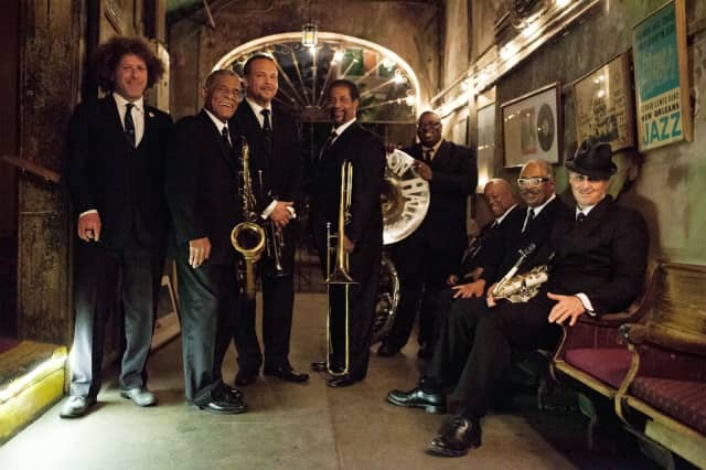 The Preservation Hall Jazz Band will be featured at the concert.