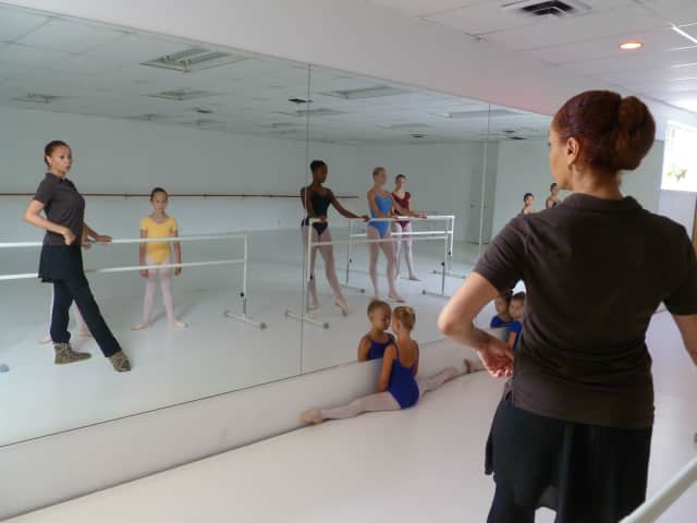 """Ballet Des Ameriques Dance Company presents """"Two More Evenings of Dance"""" in Port Chester on March 21 and April 25."""