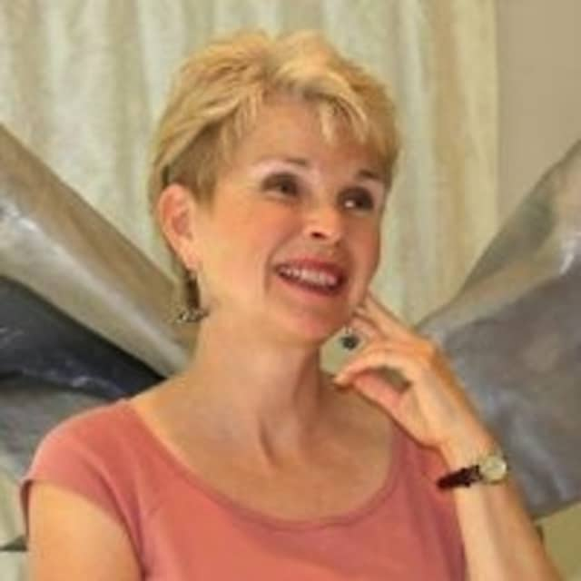 """Painter and sculptor Pamela Hochstetter will lead a workshop titled """"Build Your Creative Courage."""""""