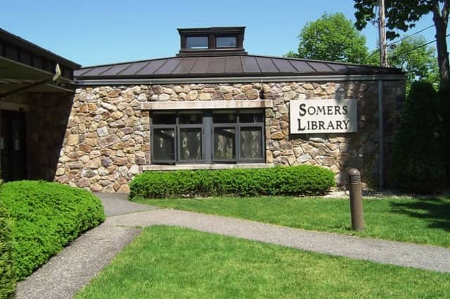 StoryWalk returns to the Somers Library March 30.