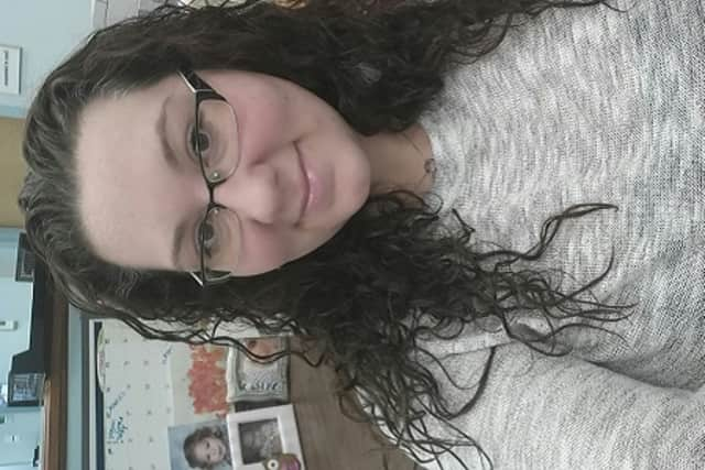 Melissa Glazier enrolled in the University of Bridgeport's IDEAL Program about a year after the birth of her daughter.