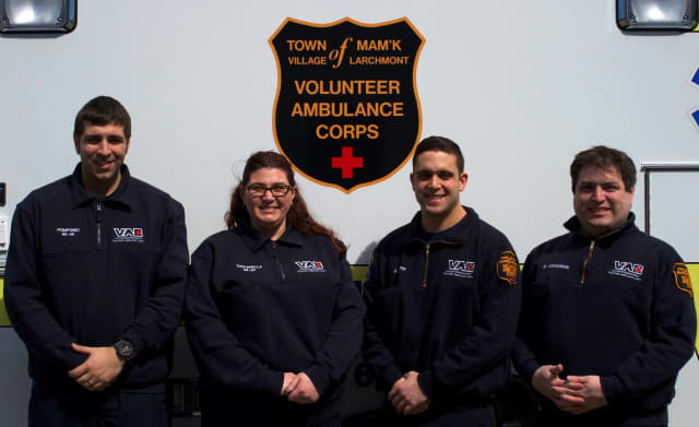 The Larchmont Volunteer Ambulance Corps announces their new officers and board members for 2015-2016.