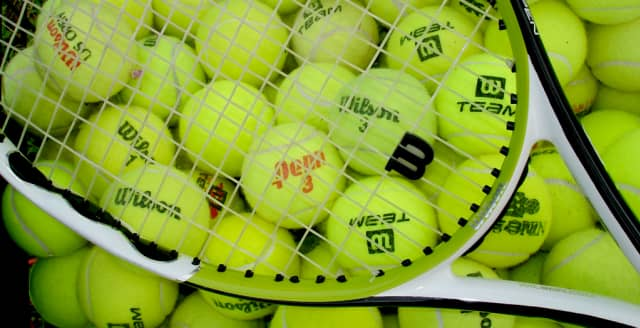 Adults can learn tennis as beginners at Saw Mill Club.