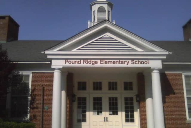 Pound Ridge Elementary will hold kindergarten registration from Tuesday, March 24 until Friday March 27.