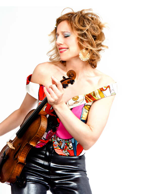 Thanks to donations from Peekskill Rotary Club and a Briarcliff nonprofit, dozens of children will get the gift of music when violinist Daisy Jopling performs at Paramount Hudson Valley in December.