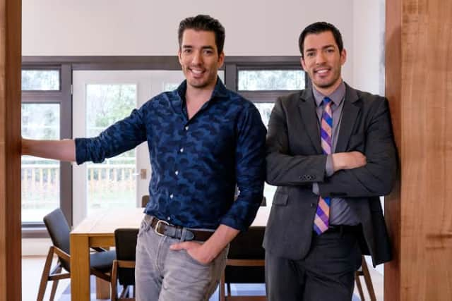 Drew and Jonathan Scott are the 