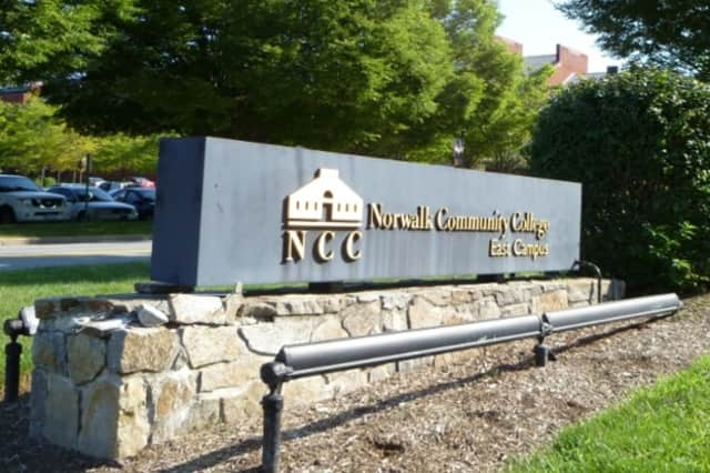 Shortly after opening its doors, the food pantry at Norwalk Community College has received a national award.