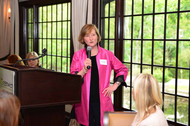 Dr. Barbara Ward, medical director of The Breast Center at Greenwich Hospital is one of the main speakers for GoForPink.