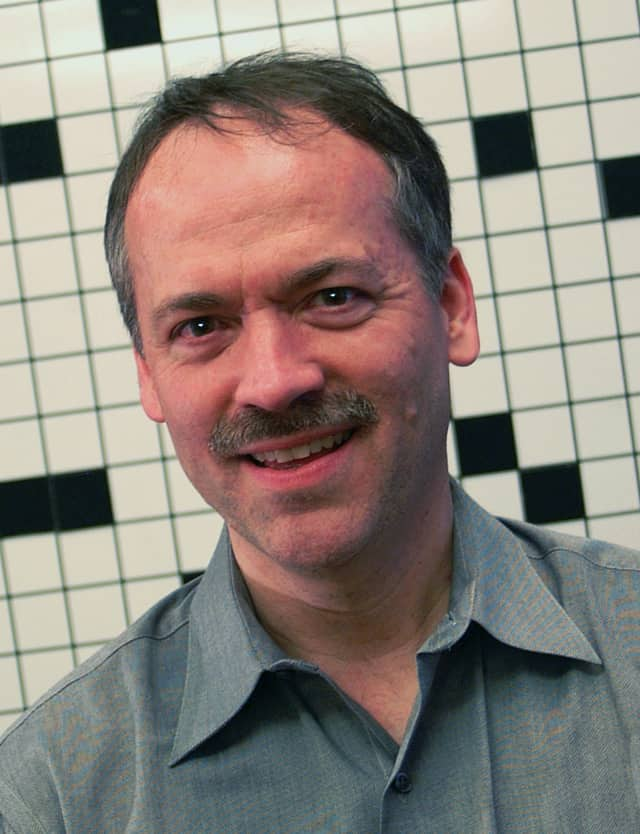 Will Shortz, the founder of the American Crossword Puzzle Tournament.