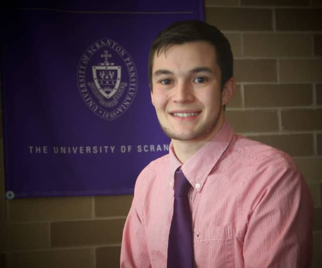Christopher LoGiurato, a business administration and entrepreneurship major at The University of Scranton, was among just 123 students in the nation named as University Innovation Fellows by the National Center for Engineering Pathways to Innovation.