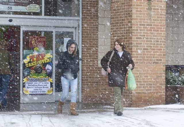 Dutchess County residents could see some light snow on Tuesday.