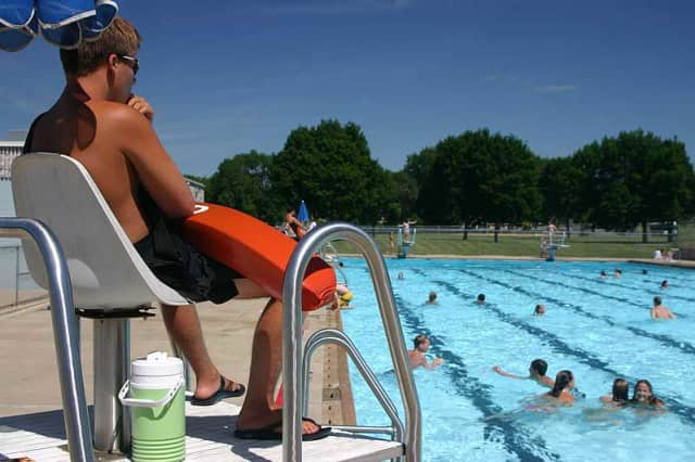 Lifeguard certification classes are offered in Ridgefield.