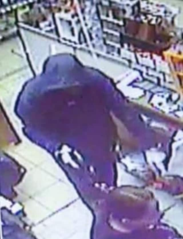A Cortlandt gas station robbery topped last week's news.