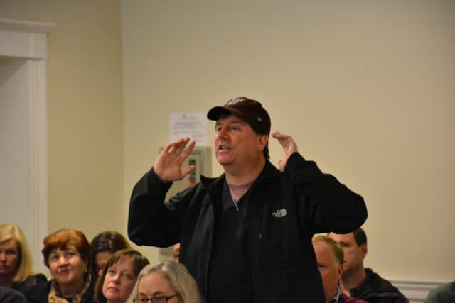 A late night Bedford Planning Board meeting topped last week's news.