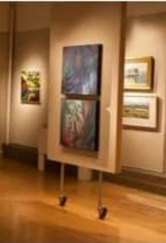 The Bendheim Gallery of the Greenwich Arts Center is currently hosting the Greenwich Art Society's 98th Annual Juried Exhibition, open through April 22.