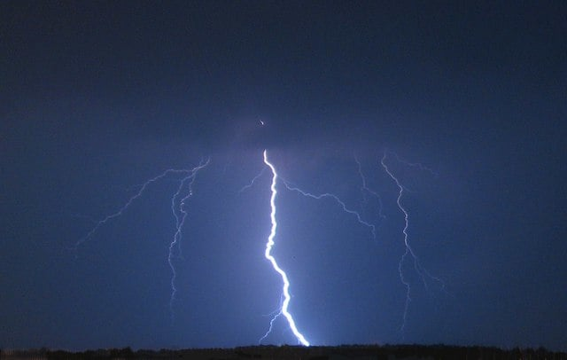 Rain and possible thunderstorms will move through Fairfield County on Friday.