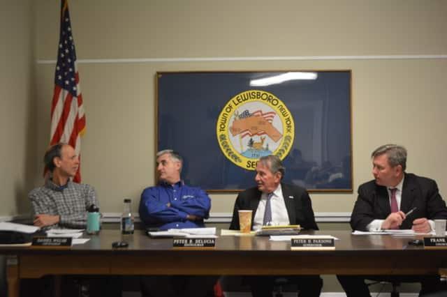 Lewisboro will borrow $600,000 for local road repairs.