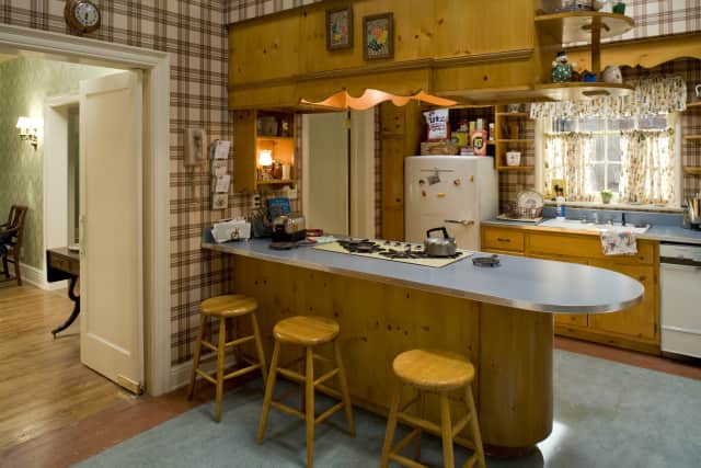 """A replica of the Ossining kitchen in """"Mad Men"""" tops last week's news around Ossining."""