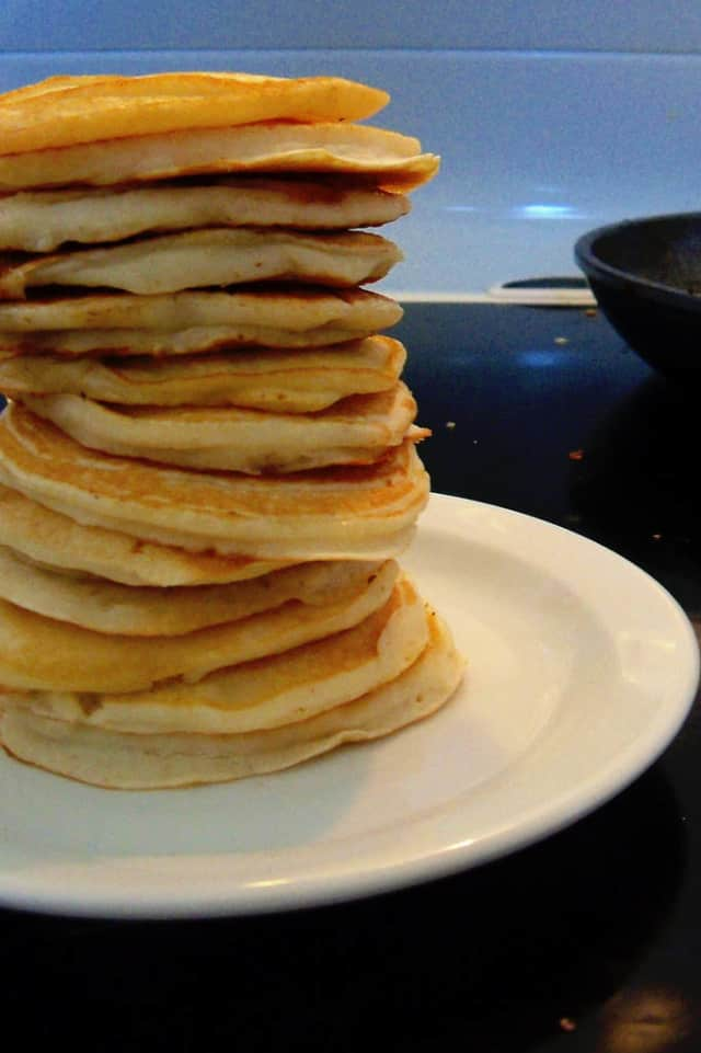 The Somers Lions Club will  hold a pancake breakfast on Sunday, April 12.