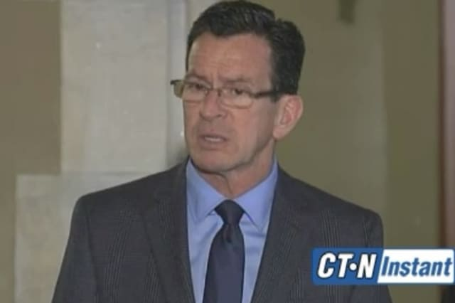 Gov. Dannel P. Malloy has lifted a ban on state-funded travel to Indiana.