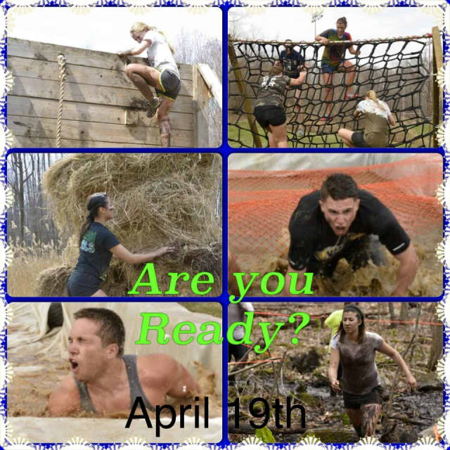 Western Connecticut State University's annual Mini-Mudder event will be April 19.