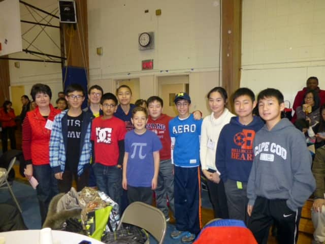 Briarcliff Middle School's MATHCOUNTS team placed fourth in a competition with teams from Westchester and Putnam counties.