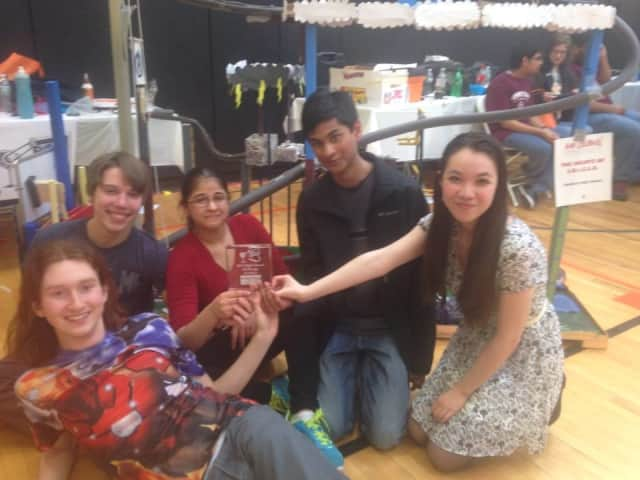 Students in Danbury High School's Connecticut Pre-Engineering Program will be competing in the nationals in Wisconsin.