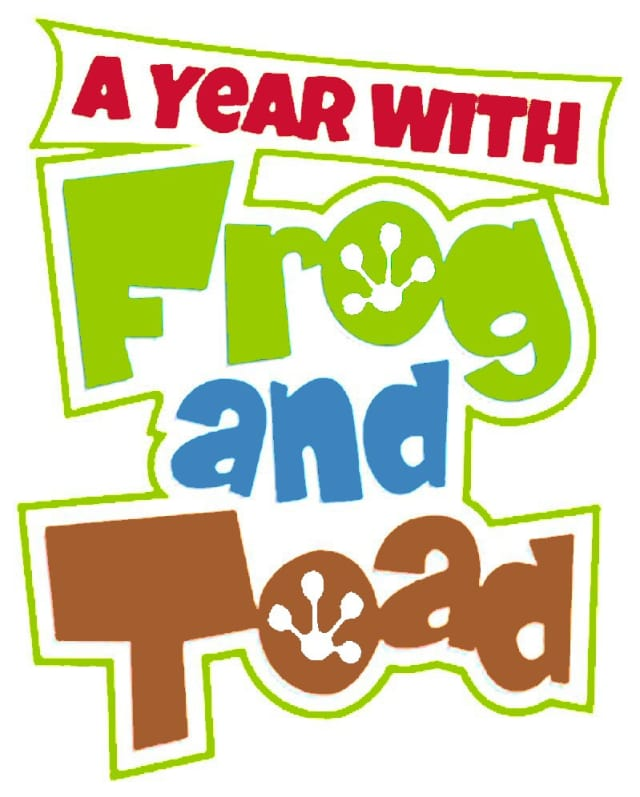 """Westchester's Theater for Children and Teens presents """"A Year With Frog and Toad"""" on April 19 and 26."""