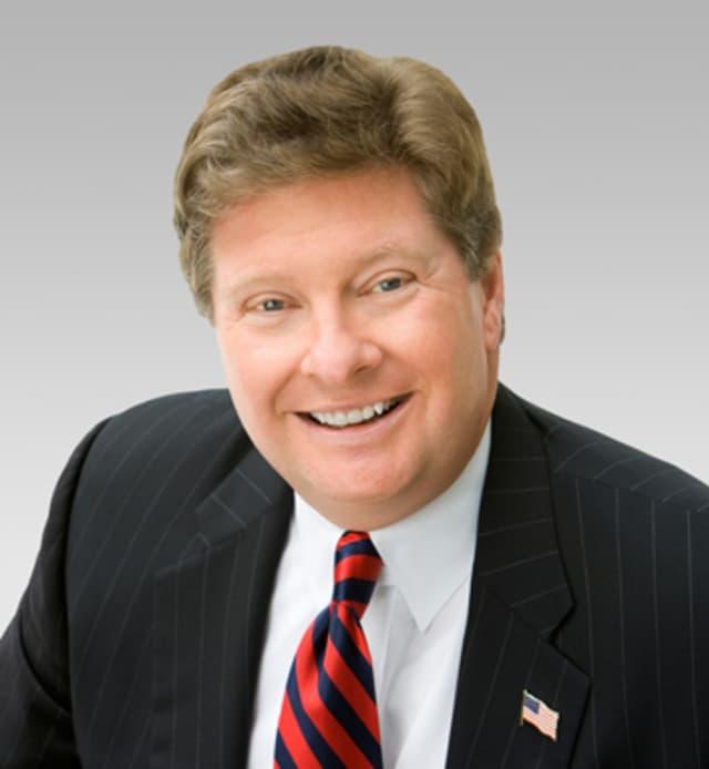 County Legislator Peter Harckham