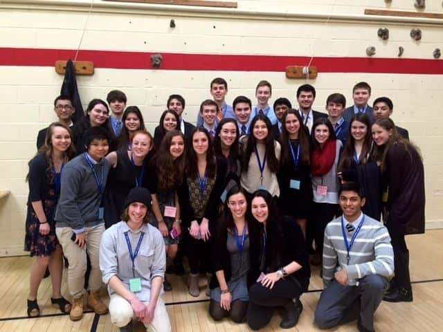 Briarcliff High School was ranked among the best high schools in the country at No. 31 by Newsweek. These science research students competed in the annual Westchester Science and Engineer Fair in the 2014-15 school year.