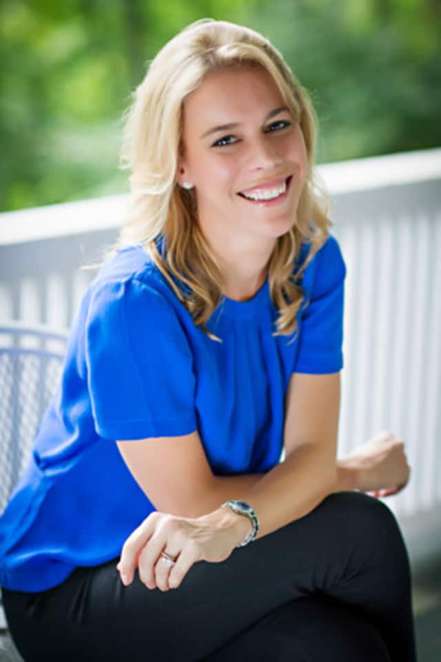 Author Allison Pataki will be appearing April 10 at the Chappaqua Library.