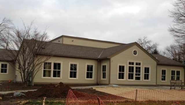 Lewisboro Library's temporary location in the South Salem Presbyterian Church will be closed starting Monday to move to the renovated Main Street location (pictured).