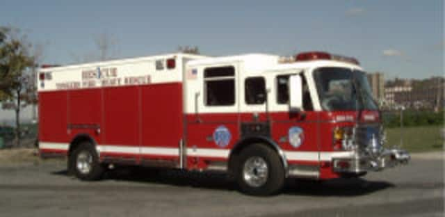 Yonkers firefighters recently helped a woman in distress during labor.
