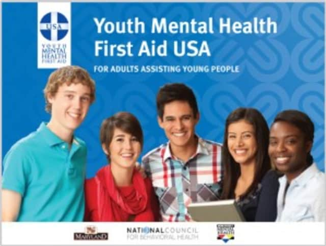 Youth Mental Health First Aid Training is coming to Ossining.