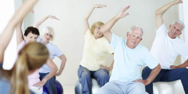 The Tuckahoe Senior Center is adding more physical activities to the April schedule.