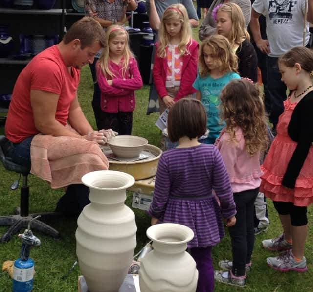 Spring Crafts at Lyndhurst is a semiannual event that celebrates everything handmade.