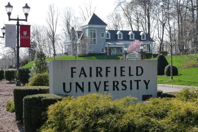 Eight Greenwich residents were recently named to the Dean's List at Fairfield University.