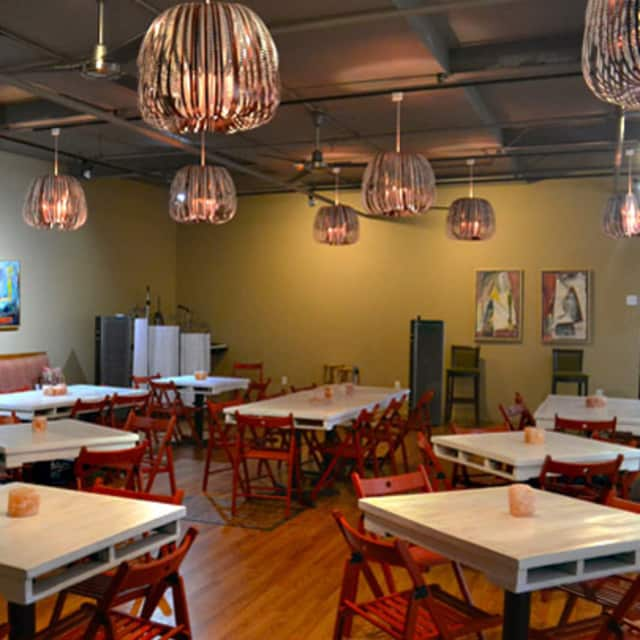 The food tasting event will be April 17 at Gather.