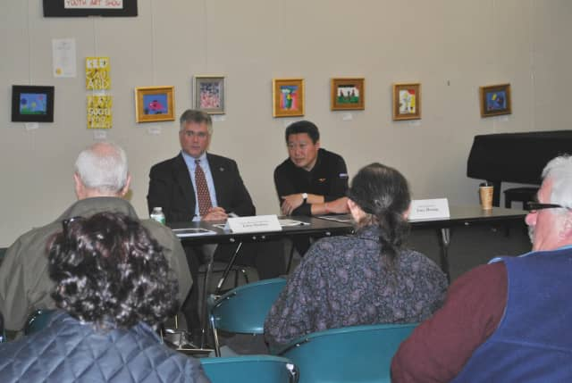State Sen. Hwang and State Rep. Shaban meet constituents April 7 in Easton.
