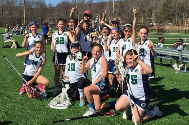The Norwalk 6th-grade girls lacrosse team went 5-0 over the weekend to win a tournament in Brookfield.