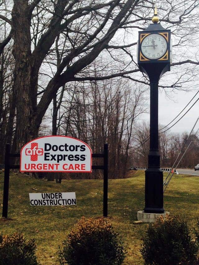 Doctors Express will open its second location in Danbury on May 2.
