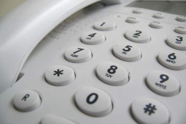 Area police agencies are reporting a rise in phone scams, particularly by callers claiming to be from the Internal Revenue Service.
