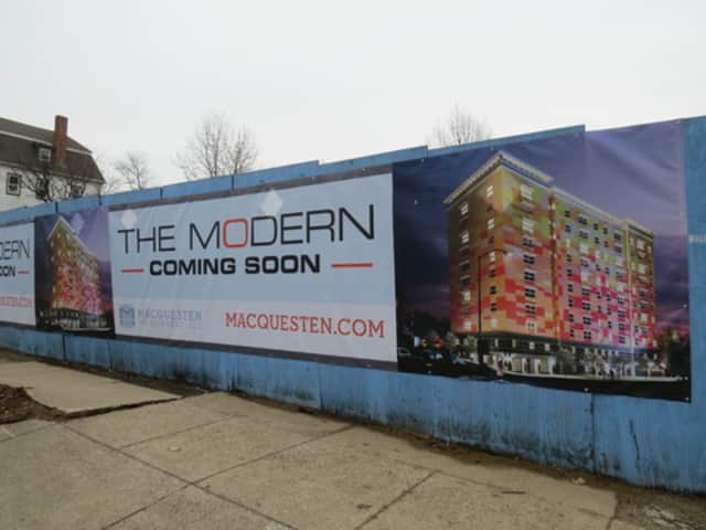 The Modern, which includes dozens affordable housing units, will be open soon in Mount Vernon.